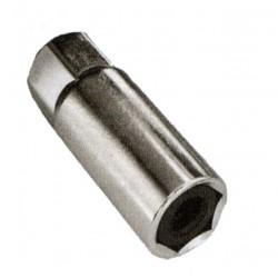Nástavec na klíč na svíčky 16 mm