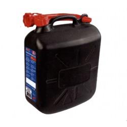 Kanystr na pohonné hmoty 10 l, plast