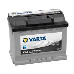 Startovací baterie Varta BLACK dynamic 12V 56 Ah 480A