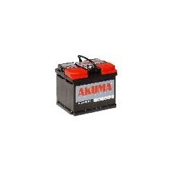 Startovací akumulátorová baterie MONBAT MAINTENANCE FREE 55 Ah