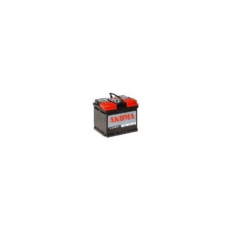 Startovací akumulátorová baterie MONBAT MAINTENANCE FREE 50 Ah