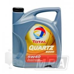 Olej pro motory osobních vozů QUARTZ 505.01 5W-40