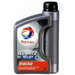 Olej pro motory osobních vozů QUARTZ INEO ECS 5 W-30