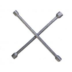 Klíč křížový 17 ,19,21mm+1/2ráčnový konec